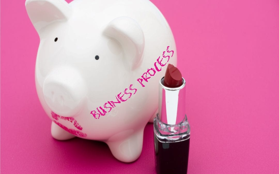 Putting lipstick on your business process?
