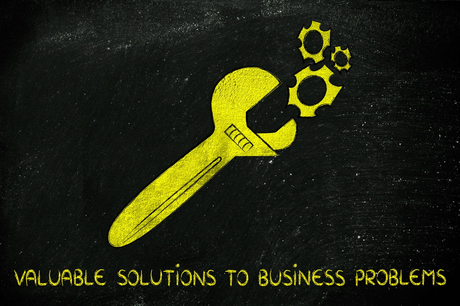 valuable solutions to business problems