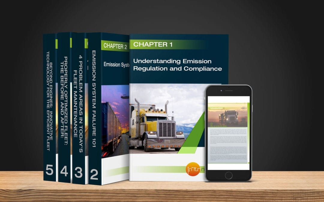 InTu Mobility Releases eBook That Solves Diesel Engine Maintenance Mystery For Trucking Companies Across North America