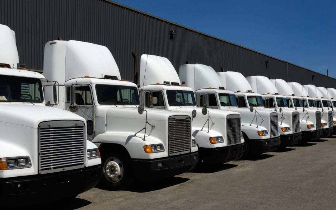 How Fleet Owners / Trucking Companies Got Stuck Paying for a Cleaner Environment