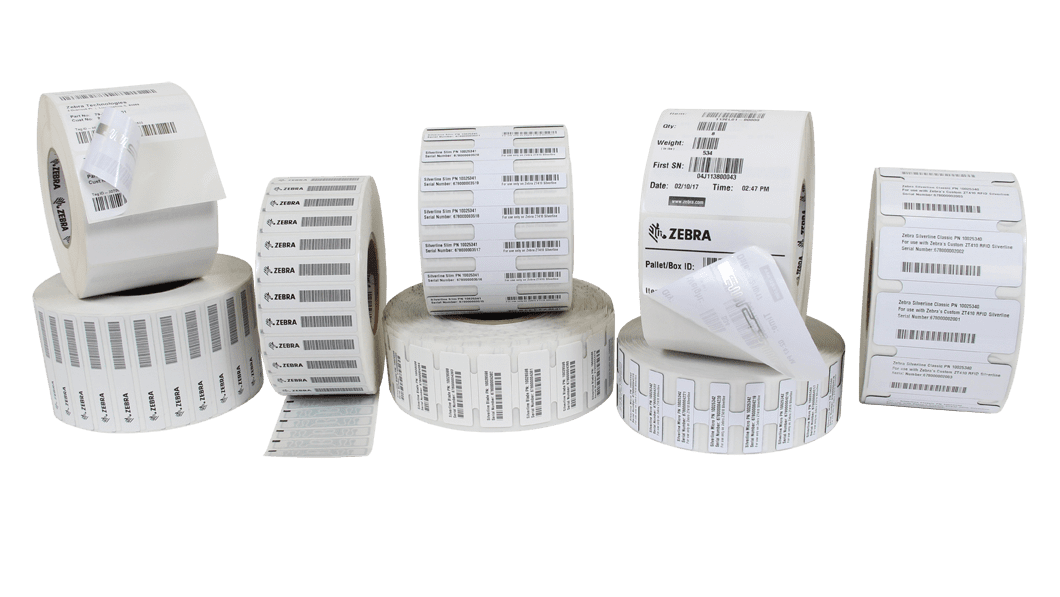 Barcode Labels and Tags