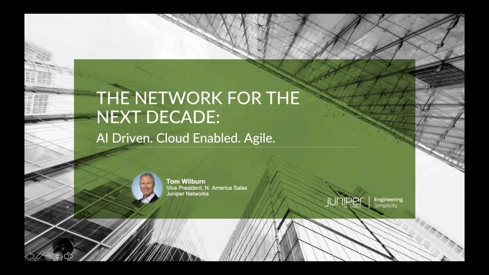 Webinar: The Network for the Next Decade