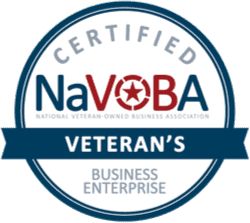 Certified NaVOBA Veteran's Business Enterprise